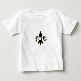 Baby Curtis Fleur de Lis T-Shirt