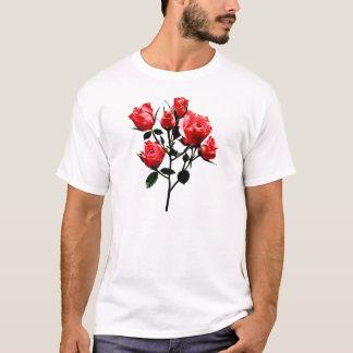 Baby Dark Pink Roses T-Shirt