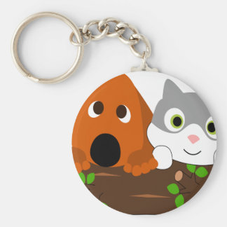 baby decoration cat dog stuff keychain