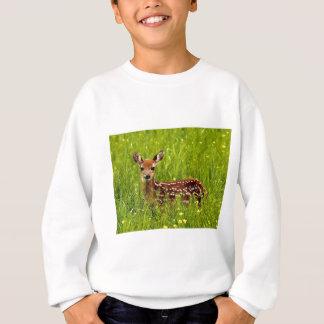 Baby Deer Fawn Sweatshirt