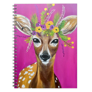 Baby Deer Notebook