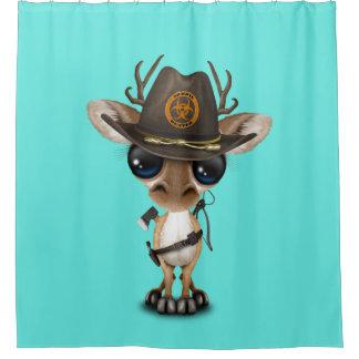 Baby Deer Zombie Hunter