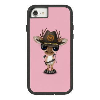 Baby Deer Zombie Hunter Case-Mate Tough Extreme iPhone 8/7 Case