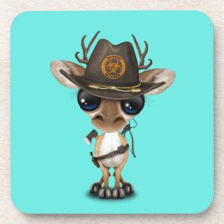 Baby Deer Zombie Hunter Coaster