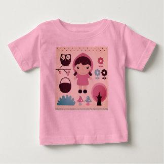 Baby designers kids t-shirt / Pink