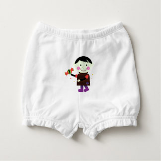 Baby diapers with Zombie Diaper Cover