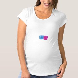 Baby Dice Maternity T-Shirt