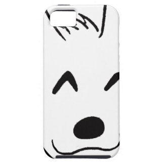 Baby dog iPhone 5 cover