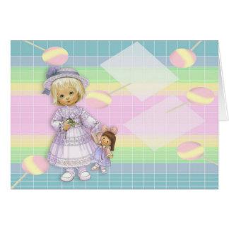 Baby Doll Card