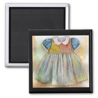Baby Doll Dress Magnet