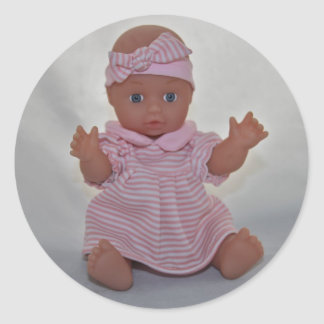 Baby Doll Stickers