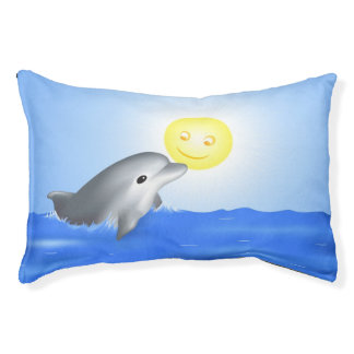 Baby Dolphin Pet Bed