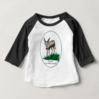 Baby Donkey Baby T-Shirt