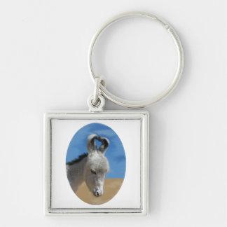 Baby Donkey Keychain