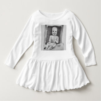 Baby Drawing Dress