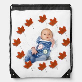 Baby Drawstring Bag