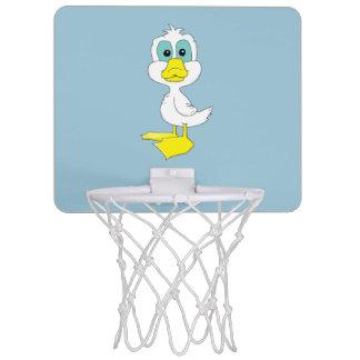 Baby duck mini basketball hoop