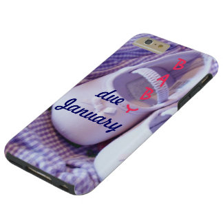 Baby due January iPhone 6 cases Add Due Date