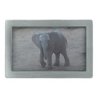 Baby Elephant Buckle - by Fern Savannah Belt Buckle