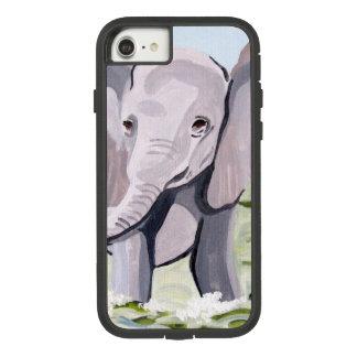 Baby Elephant (Kimberly Turnbull Art) Case-Mate Tough Extreme iPhone 8/7 Case