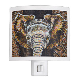 Baby Elephant Nightlight Night Light