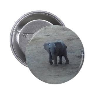 Baby Elephant Pin - by Fern Savannah