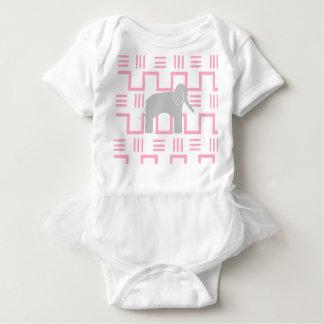 Baby Elephant Tutu T-shirt