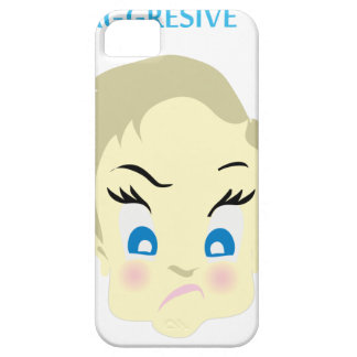 baby emoji - aggressive iPhone 5 case