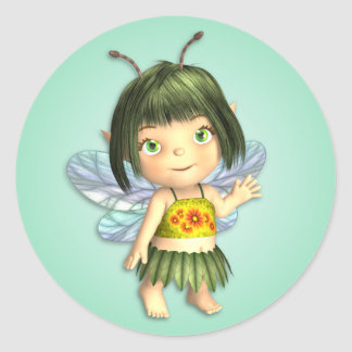 Baby Faerie Sticker