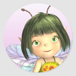 Baby Faerie Stickers