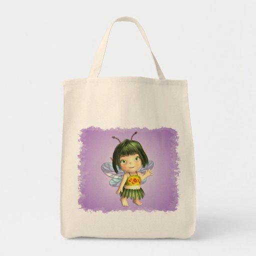 Baby Faerie Tote Bag