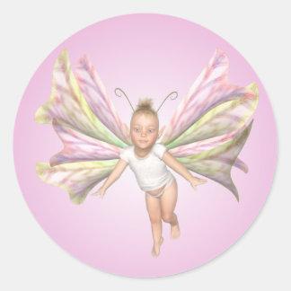 Baby Fairy Sticker