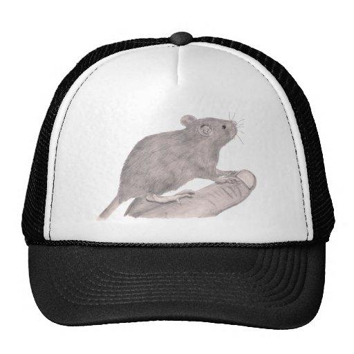 Baby Fancy Rat Trucker Hats