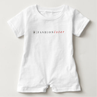 Baby Fashionister Romper