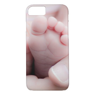 Baby Feet Weddings Grads Special Moments on Phone Case-Mate iPhone Case