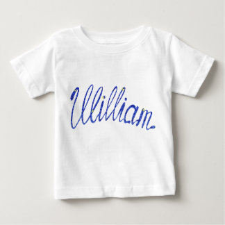 Baby Fine Jersey T-Shirt Willaim