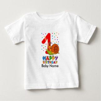 Baby First Anniversary T-Shirt 1st Birthday Shirt