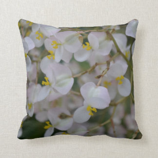 Baby Flowers Throw Pillow