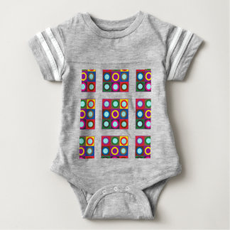 Baby Football Bodysuit DIY add TEXT PHOTO IMAGE