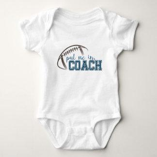 Baby Football Romper