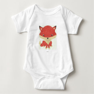 Baby Fox Baby Romper