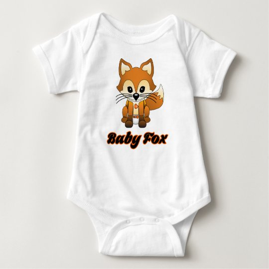 Baby Fox - Fox Family T-shirt