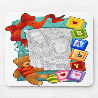 Baby Frame Mouse Pad