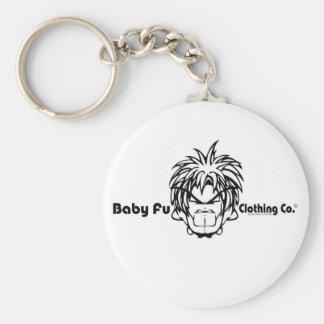 Baby Fu Clothing Co. Keychain