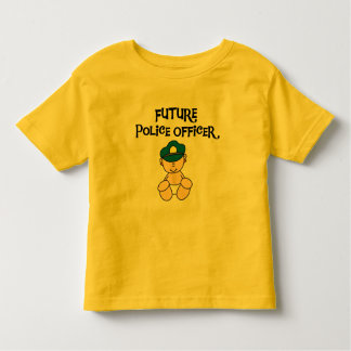Baby Future Police Officer Tshirts and Gifts