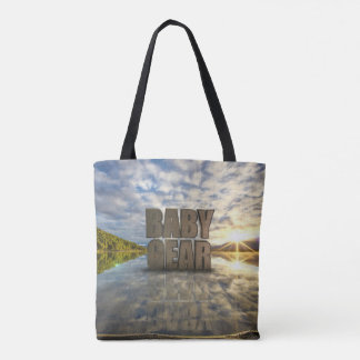 Baby Gear Carrier Tote Bag