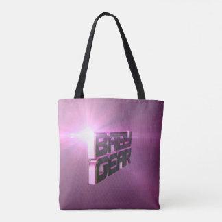 Baby Gear Pink Tote Bag