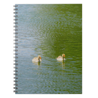 Baby Geese Notebook