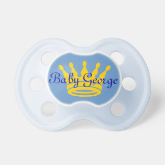 Baby George Speentje Pacifier