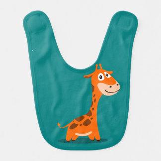 Baby Giraffe Baby Bib